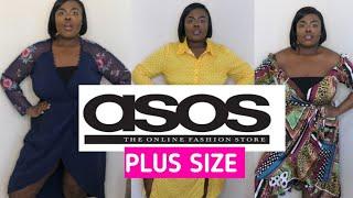 ASOS SPRING/SUMMER PLUSSIZE DRESSES TRY ON HAUL FOR 2020