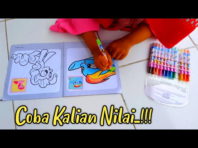 Download Mewarnai Rainbow Dash My Little Pony Coloring Book My