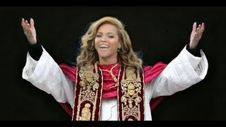 "Obsessed Beyonce Fans, Feminist & LGBT Worship Beyonce in Church ""Beyoncé Mass"""