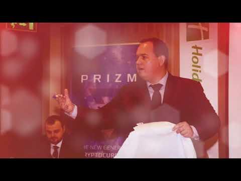 Видео от основателя криптовалюты ПРИЗМ Алексея Муратова