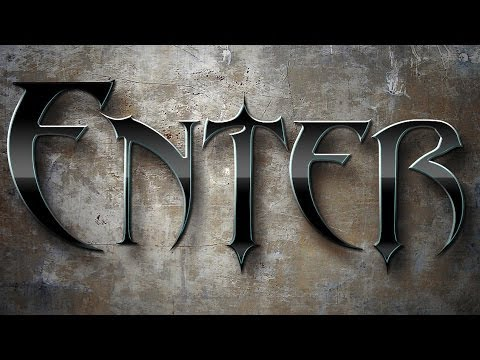 Photoshop Tutorial: How to Make a Stunning, Glossy Black Text Effect