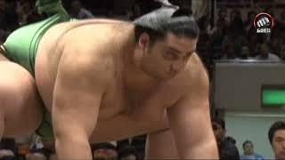 Летний майский турнир по Сумо 2016, 10 12 дни Нацу Басё Токио  Natsu Basho Tokyo