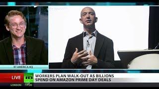 Amazon's Prime Day strikers don't earn enough – organizer