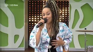 Amanda - Blau - ZDF Fernsehgarten 02.07.2017 - (アマンダ - ブルー - ZDFテレビガーデン02.07.2017)