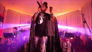 Russell Gunn Krunk Jazz Ork/Dionne Farris - Hopeless - ATL Jazz Fest @ Park Tavern - Sat May/26/2018