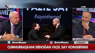 Erdoğan'dan Fazıl Say'a Dikkat Çeken Hediye! Video