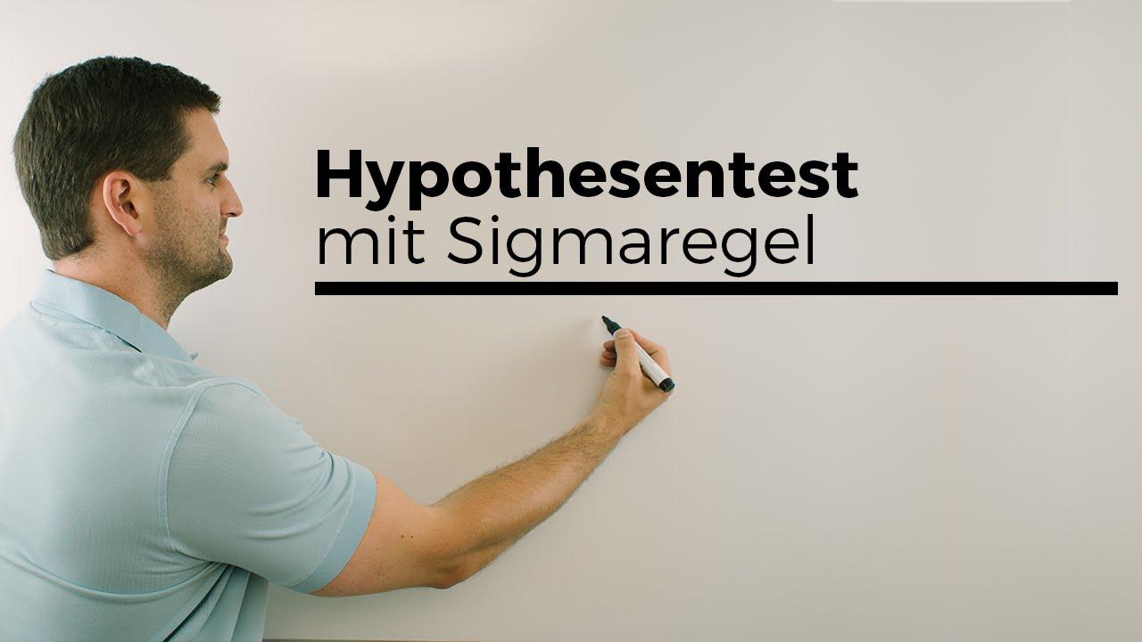 Sigmaregel