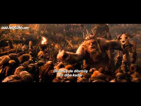 Hobbit: Beklenmedik Yolculuk Kesilmiş Sahne  Goblintown
