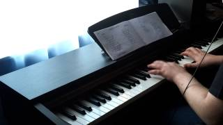 Rob Simonsen - Red (Piano Cover, iPhone 5 Commercial)