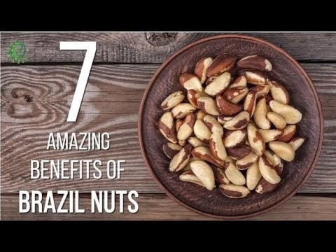 7 Amazing Benefits Of Brazil Nuts   Organic Facts