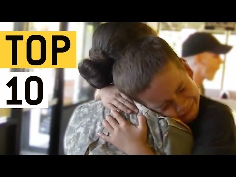 Top 10 Homecoming Videos || JukinVideo Top 10