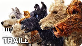 Isle of Dogs Clips & Trailer Deutsch German (2018)