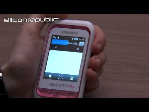 Siliconrepublic reviews the new Samsung Hello Kitty phone