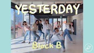 블락비(Block B) - YESTERDAY  |  동국대학교 커버댄스동아리 두둠칫  |  커버영상