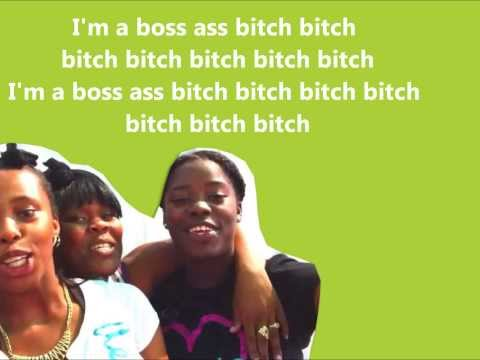 Boss Ass Bitch by Pretty Taking All Fades (PTAF) LYRICS