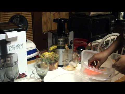 MAH05895 Organic Carrots - Omega VSJ843QS