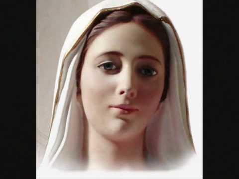Wspólnota Miłości Ukrzyżowanej - Maryjo weź mnie za ręke