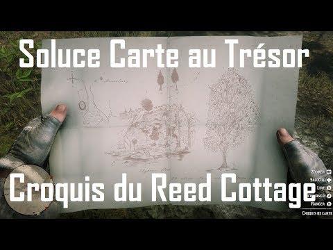 Red Dead Redemption 2 Soluce Trésor Du Reed Cottage