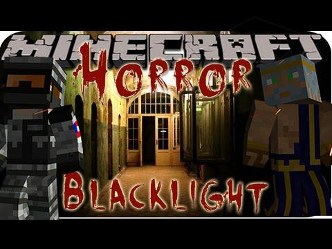 Minecraft Horror map [Ospedale Psichiatrico]