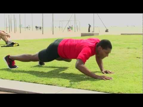 Under-the-Sun Workout: Strength Circuits for Outdoor Exercise