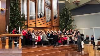 Advent Meditation All-Choirs at St Paul Lutheran Church December 8, 2019