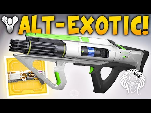 Destiny 2: ALTERNATE EXOTIC & PRESTIGE QUEST! Cosmetic Rewards, Hidden Acrius Upgrade & Trials Area