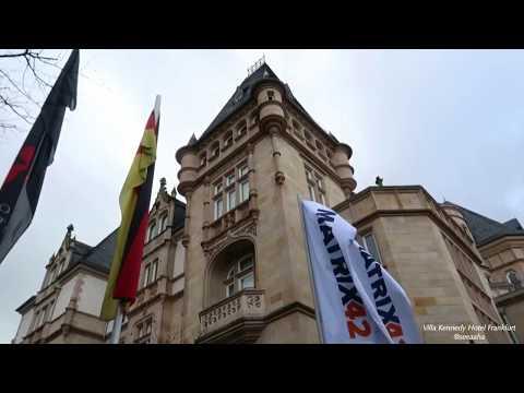 فندق فيلا كينيدي فرانكفورت Rocco Forte Villa Kennedy Hotel Frankfurt