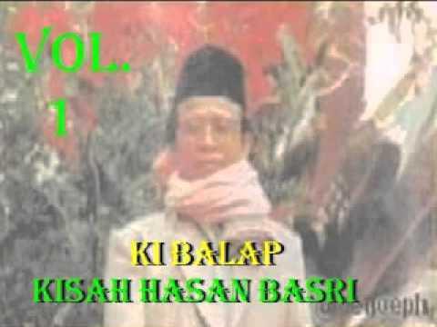 Ki Balap - Kisah Hasan Basri (vol.1)