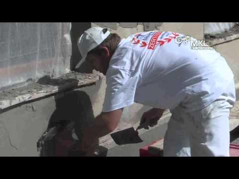Решение для промокающих стен: влагопоглощающая штукатурка MicroPore