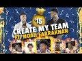 Cam Reddish over ZION WILLIAMSON!? Noah Farrakhan SURPRISES Us With His Perfect Team 😱