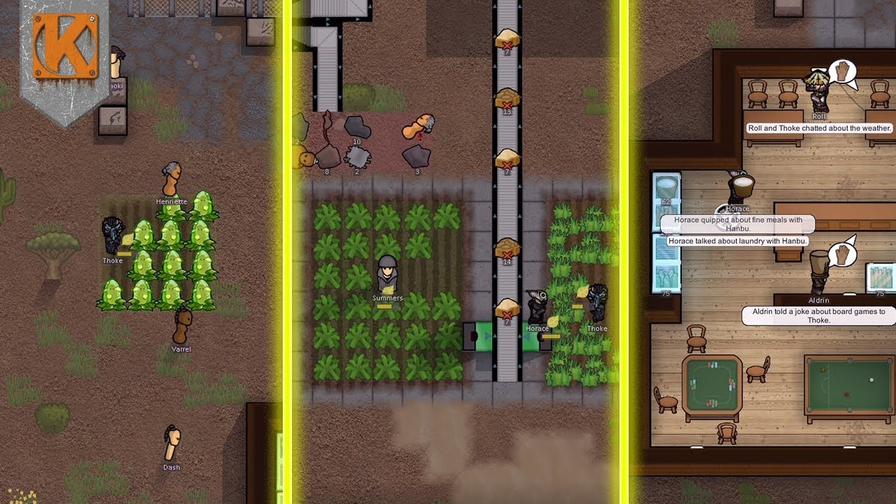 TOP 10 AWESOME RimWorld Mods In 2020 You Didn't Know You Needed ...