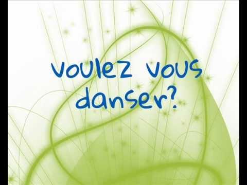 Richi E Poveri -Voulez Vous Danser lyrics