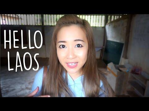 Hello Laos!