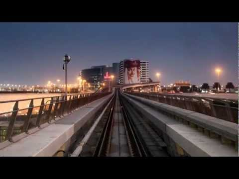 Time Lapse: The Metro
