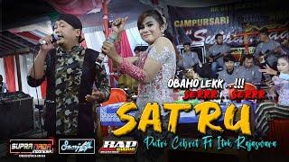 SATRU - Cover Putri Cebret Ft Itok Rajaswara || SUPRANADA || BAP AUDIO - live Petung Jatiyoso