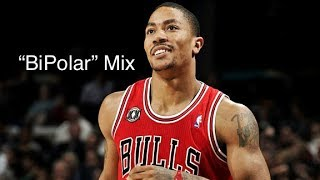 "Derrick Rose Mix ""BiPolar"" Video"