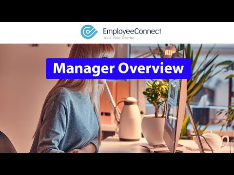 EmployeeConnect | Manager Overview