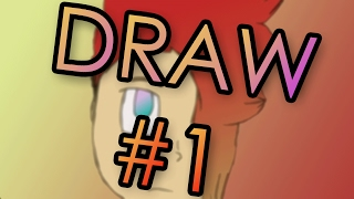 Draw #1 | CHEVEUX ROUGES - DennoffDraw