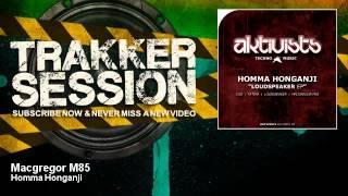 Homma Honganji - Macgregor M85 - TrakkerSession