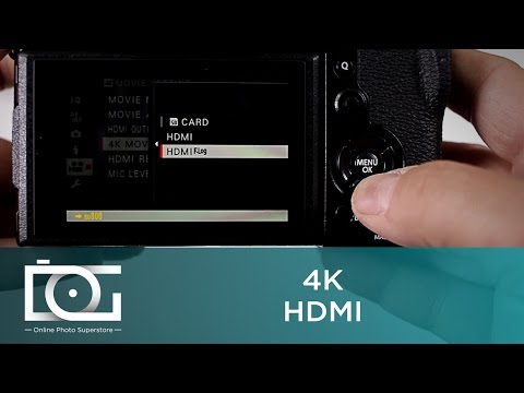 Fujifilm X-T2: Shooting 4K Video Using HDMI | How To Record 4K | Video Tutorial