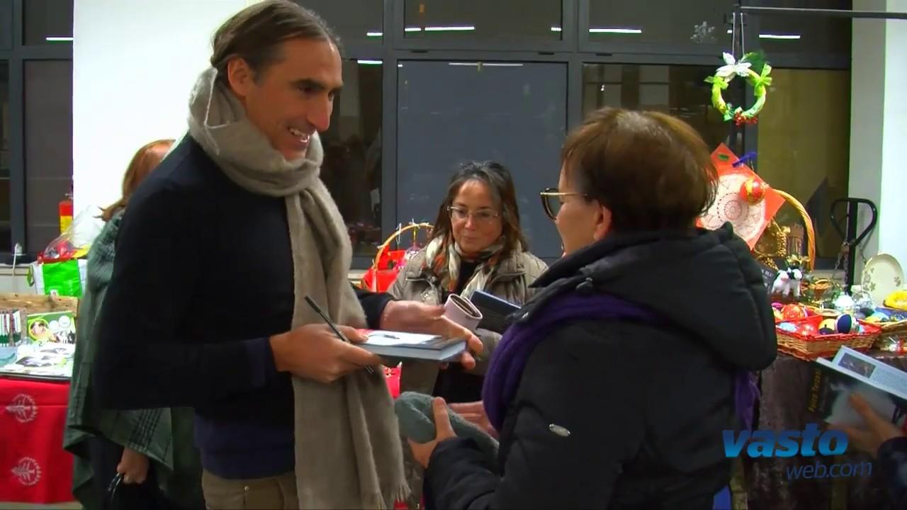 Folco Terzani a Vasto per presentare il suo ultimo libro