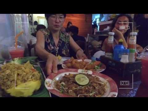 No.6 Restaurant ,Seafood Thai food ,Patong Phuket