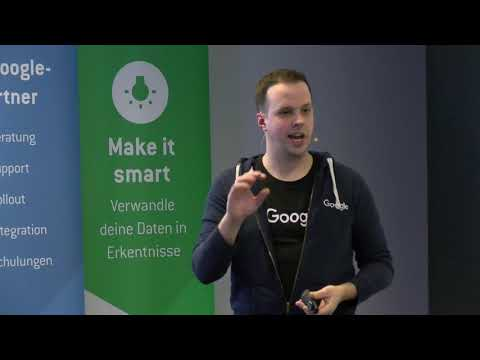 Intelligent Conversational Interfaces und Chatbots mit Google DialogFlow – Google DevFest
