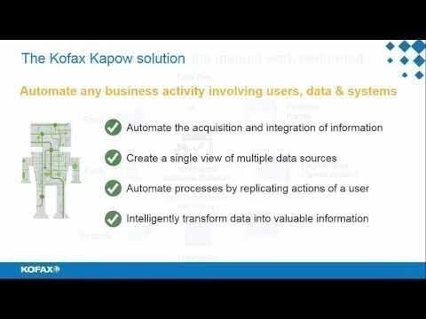 New Digital Workforce: Robotic Process Automation
