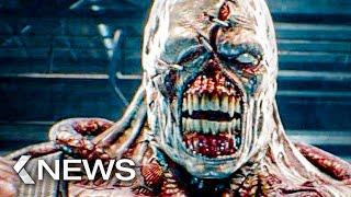 Resident Evil Series, Aladdin 2, Spider Woman Movie, Cluedo... KinoCheck News