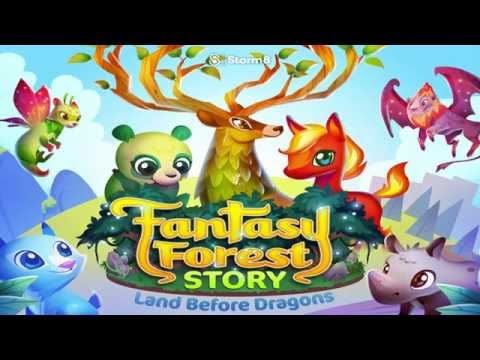 Fantasy Forest Story - for KIDS