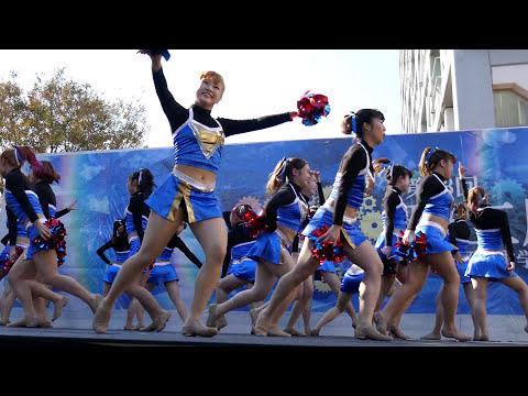 Cheerleading チア タッキー&翼 Venus 早稲田大学チアダンスサークルMYNX 早稲田祭⑥
