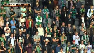 Superettan: Bortavinst för J-Södra mot Gais - TV4 Sport