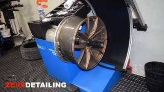 Шиномонтажные работы по сварке диска на BMW 6-series(, 2016-10-10T12:53:08.000Z)