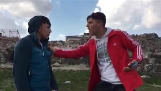 Muzaffer toprak - sende daha hızli hile yapan var (kısa vine) komik video